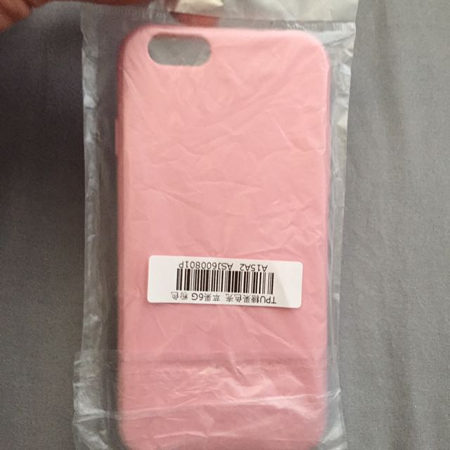 iPhone 6/6s Pastel Pink Case