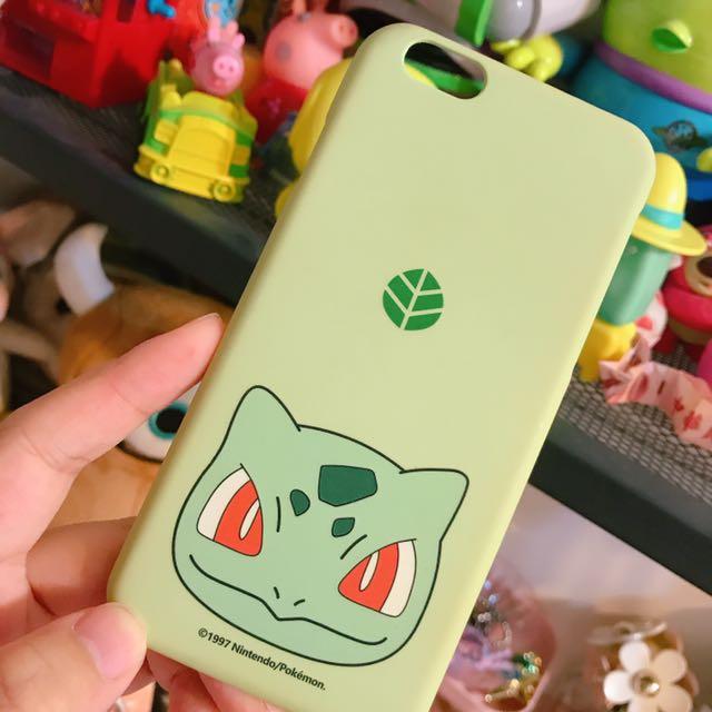 iPhone 6 6s 神奇寶貝 妙蛙種子 霧面硬殼