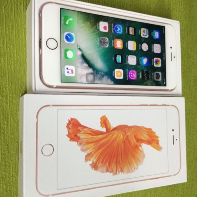 iphone 6s plus 16gb gppLTE