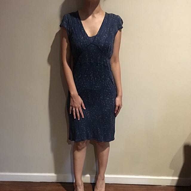 Jasper Conran Blue Cocktail Dress