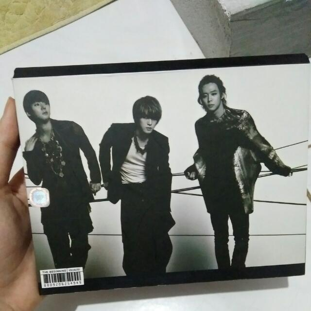 JYJ THE BEGINNING ALBUM