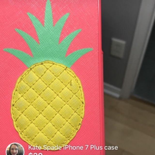 Kate Spade iPhone 7 Plus Phone Case