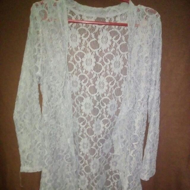 REPRICED!! Lace Cardigan