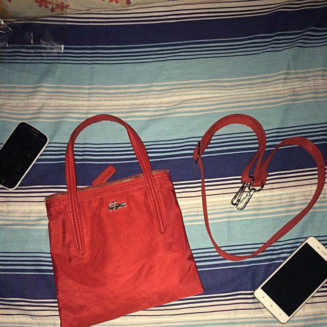 [REPRICED] Lacoste Tote Bag