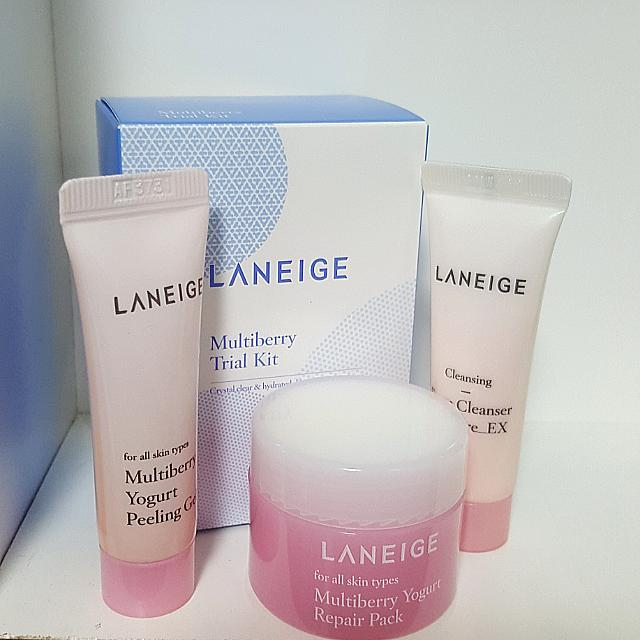 Laneige Multiberry Trial Kit