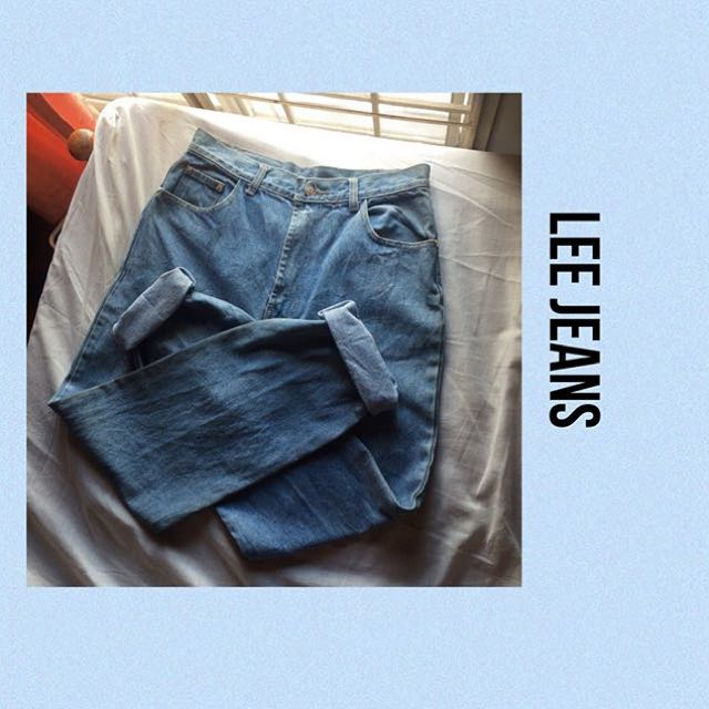 Lee Mom Jeans