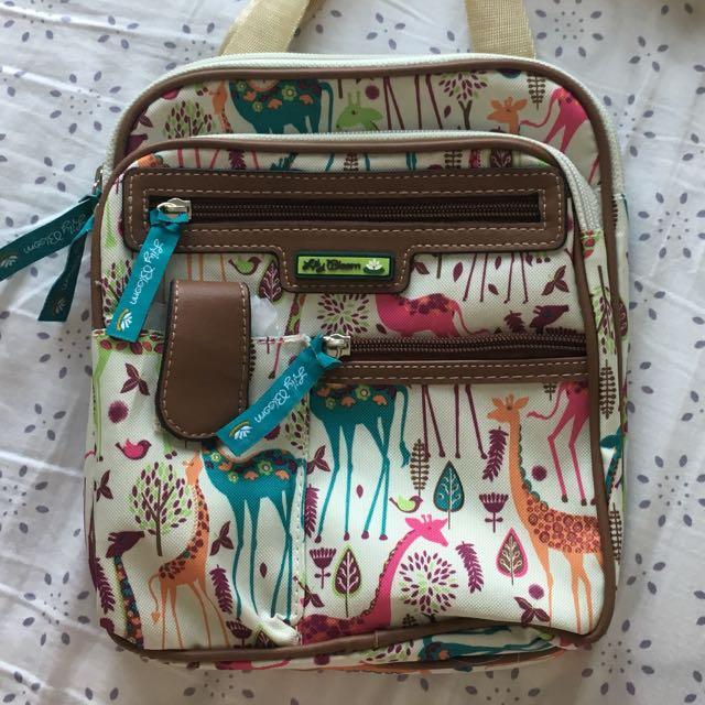 Lily Bloom Cross Bag