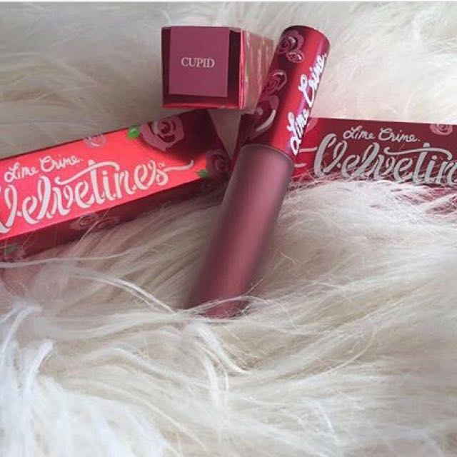 LIME CRIME VELVETINES CUPID