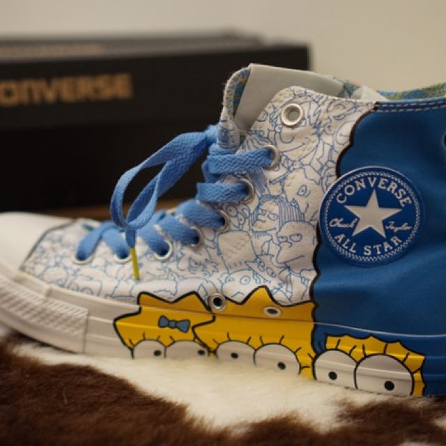 Limited Edition Simpsons Converse