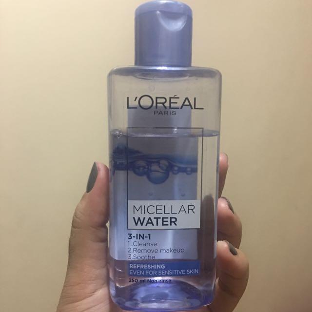 LOREAL MISCELLAR WATER