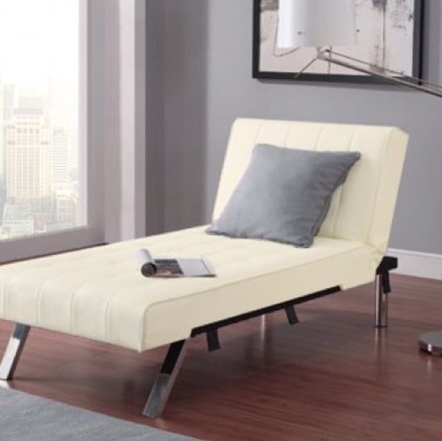 Lounge Chair / Chaise Lounge / Convertible Daybed