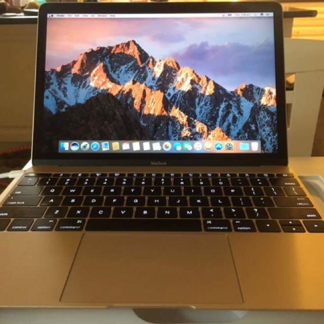 "Macbook 12"" ( Early 2016)"