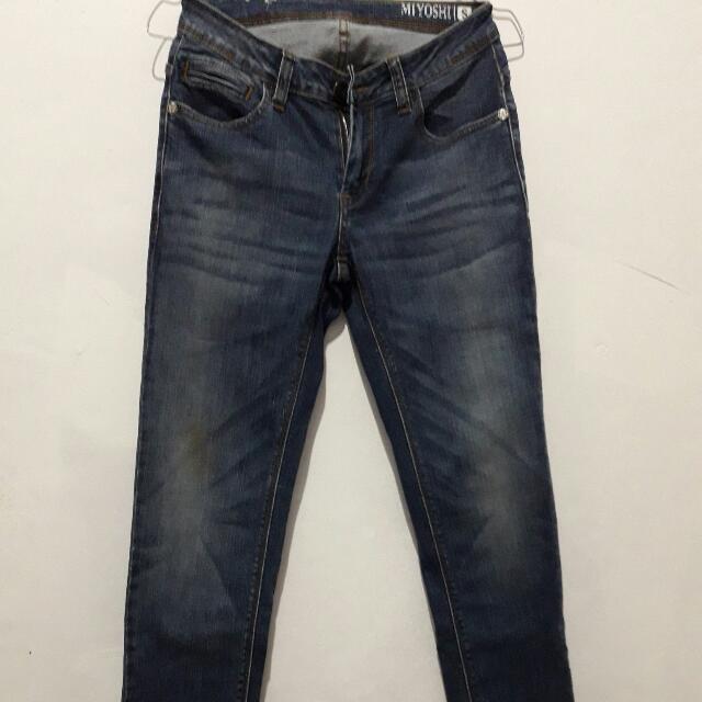 Miyoshi Jeans