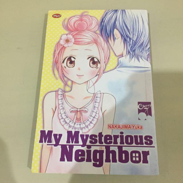 my mysterious neighbor - nakajima yuka