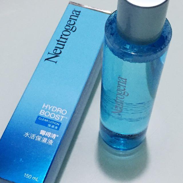 Neutrogena Hydro Boost Clear Lotion (Boxed)