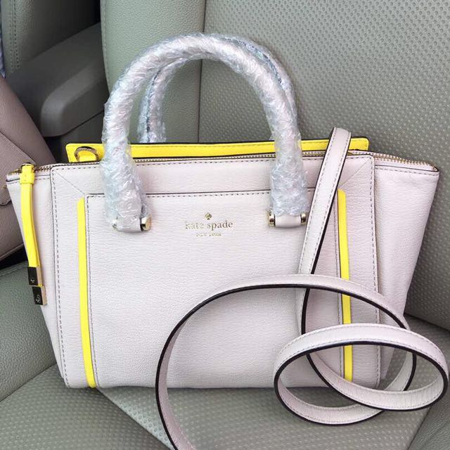 NEW 100% Ori Kate Spade Satchel Bag