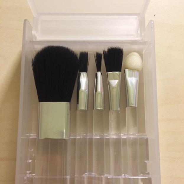 New Make Up Brushes Set