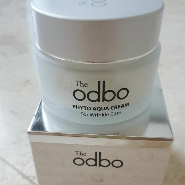 Odbo Phyto Aqua Cream