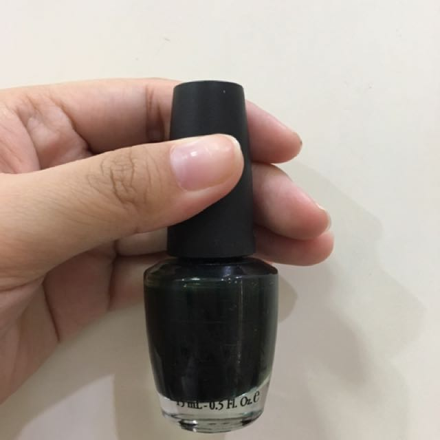OPI Nail Polish in Here Today Aragon Tomorrow (NEW!!)