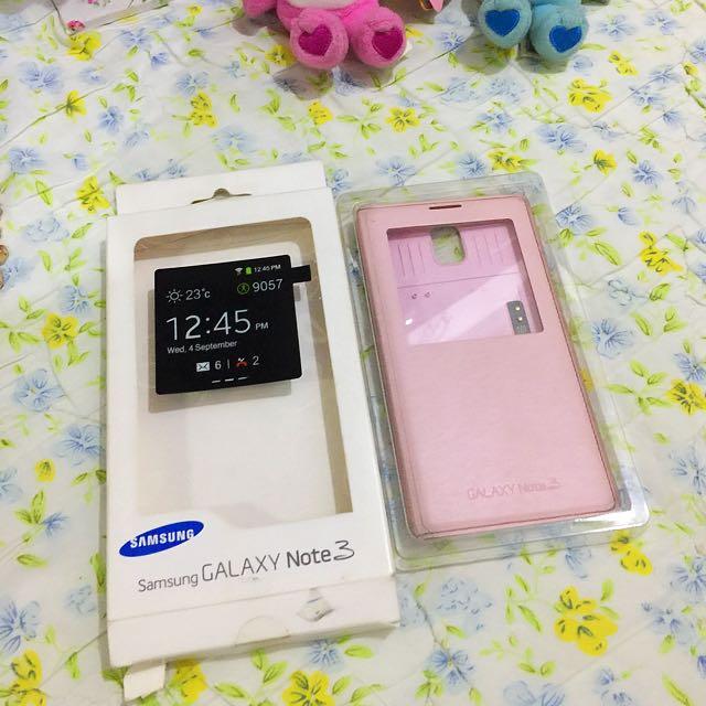 Original SView Samsung Galaxy Note 3 Pink