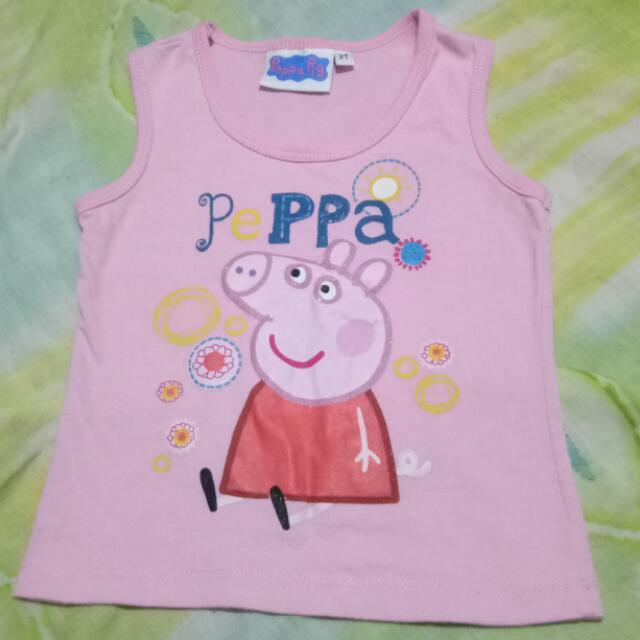 Peppa Pig Tank Top