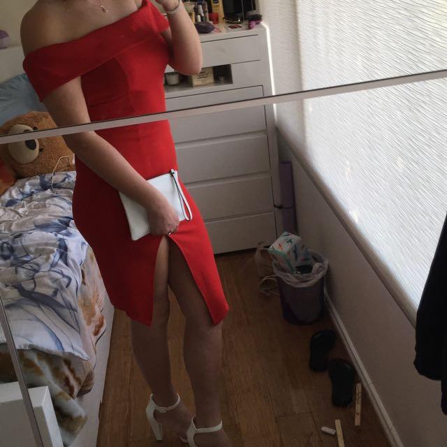 Popcherry Red Dress