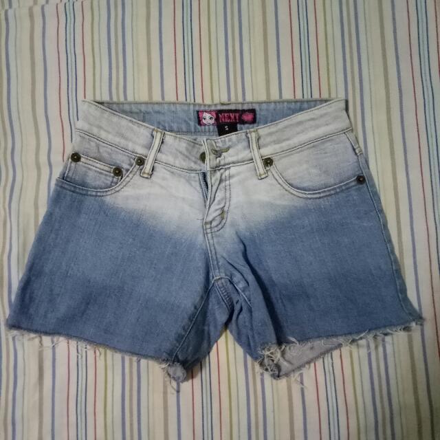 Pre loved Shorts (Swipe Left)