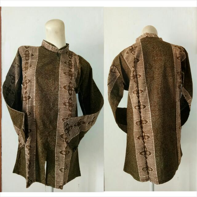 Preloved Atasan Batik