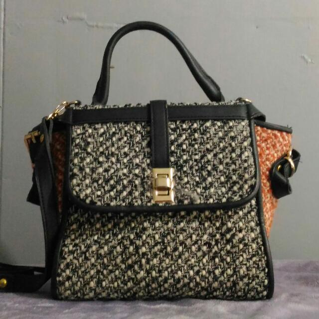Repriced!! Preloved Handbag