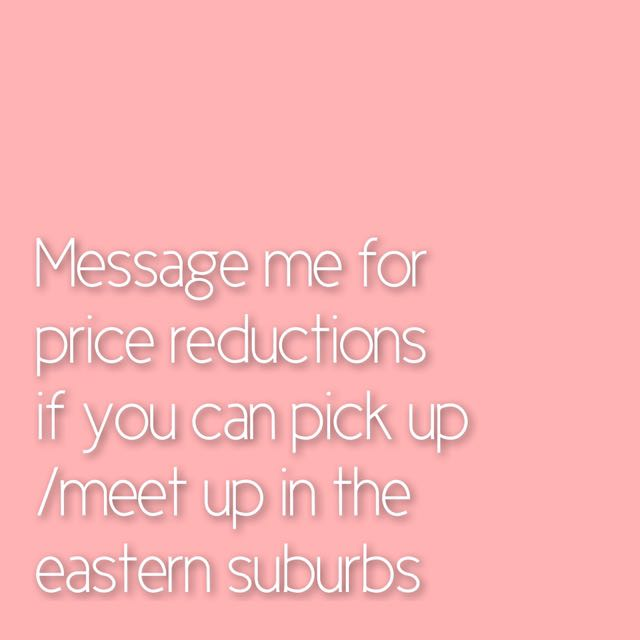 Price reductions