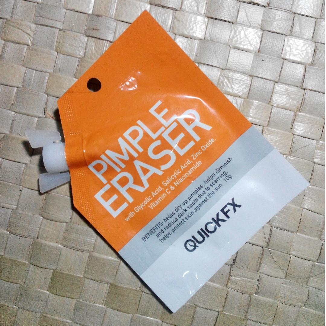 QUICK FX: Pimple Eraser
