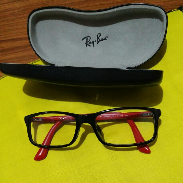 Ray-Ban Prescription Eyewear