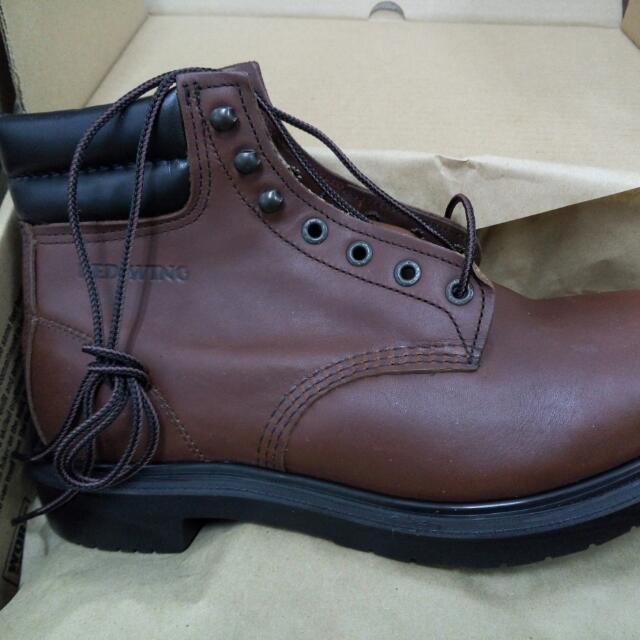 b4de335808f Red Wing & Worx by Red Wing Safety Shoes