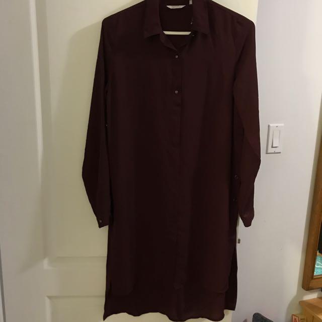 Reitmans Long Sleeve Tunic