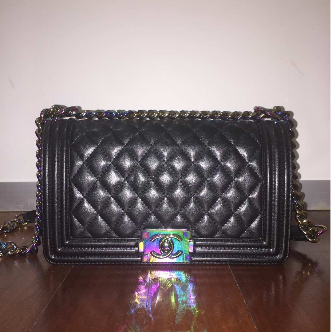 REPLICA Chanel Boy Bag