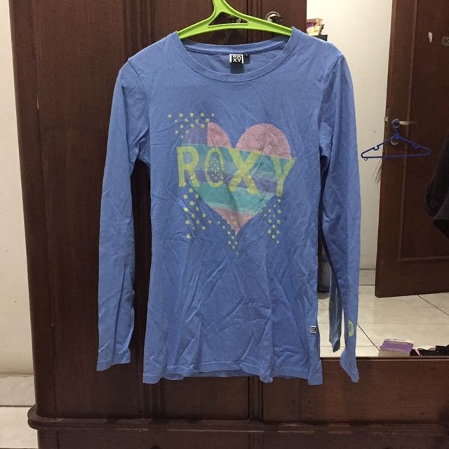ROXY BLUE SWEATSHIRT