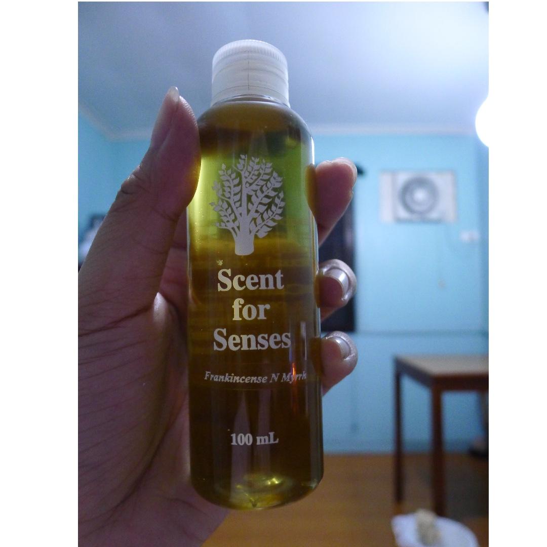 Scents and Senses Frankinscense and Myrrh Aroma Oil