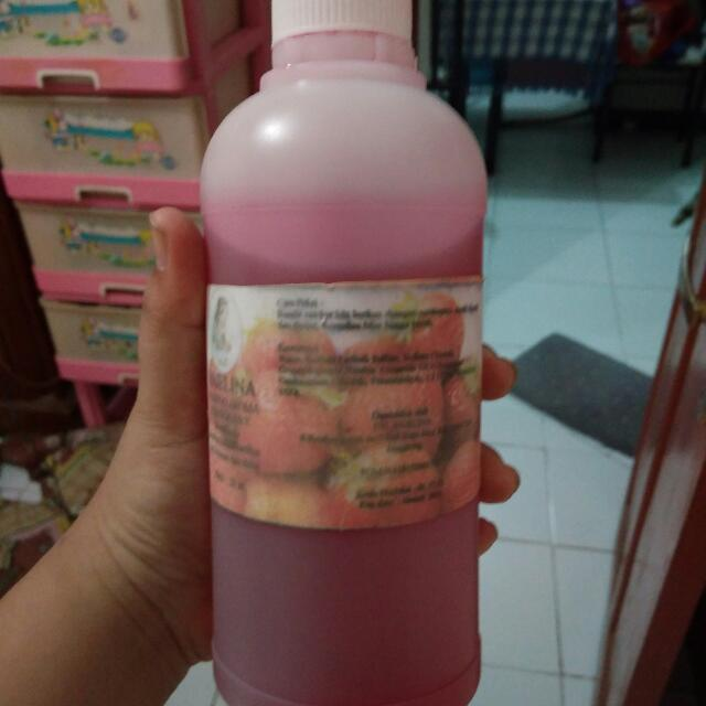 Shampo Salon Strawberry