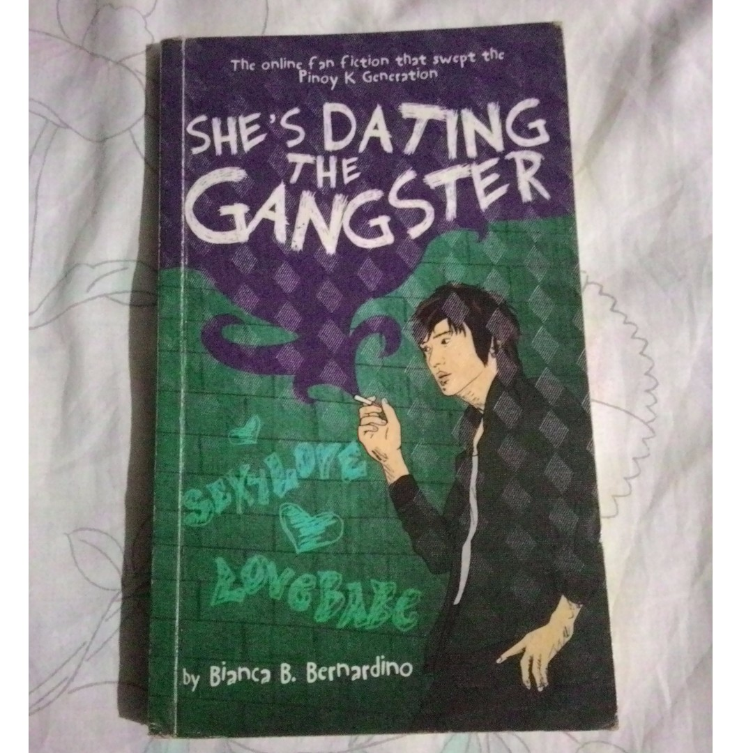 Shes dating the gangster book ending of mockingjay