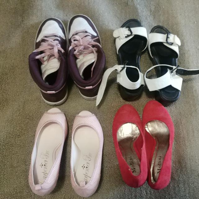Shoes Cleanout
