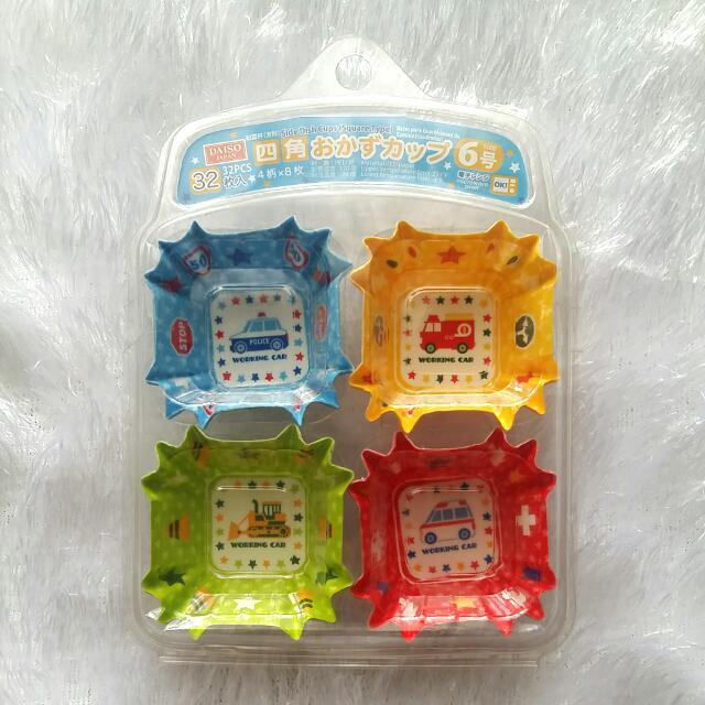 Bento Side Dish Cups