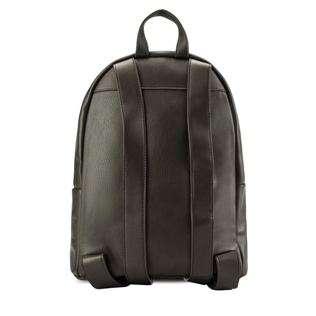 10dcead7fb Something Borrowed Studded Backpack Bag