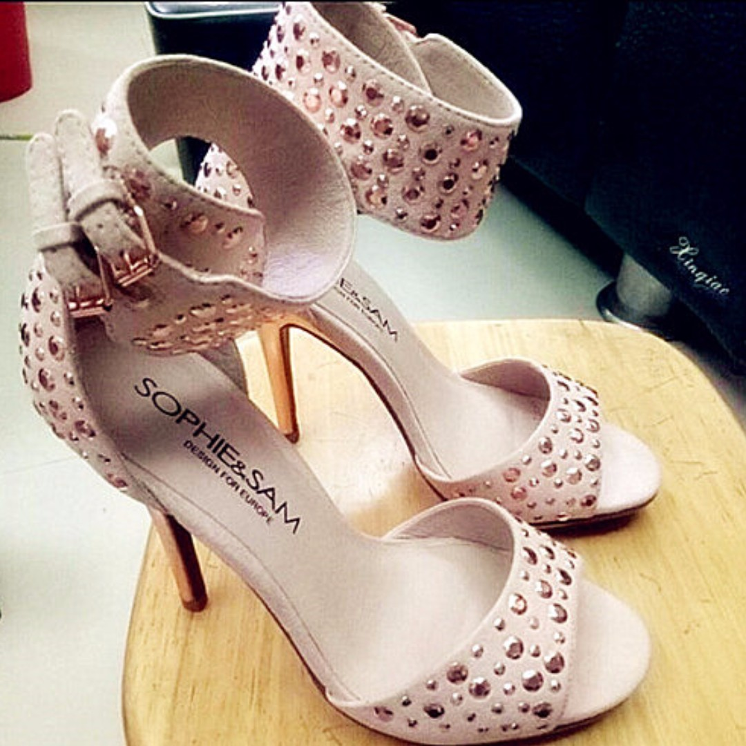 SOPHIE&SAM 高跟鞋 歐美品牌