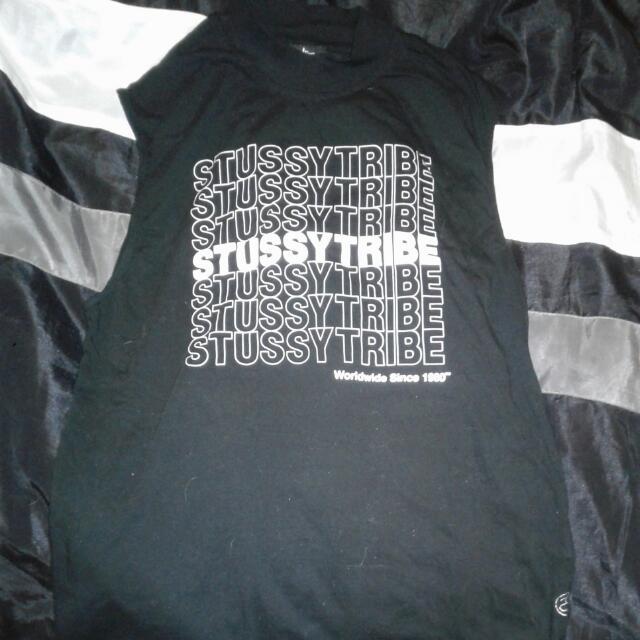 Stussy Tribe Shirt.