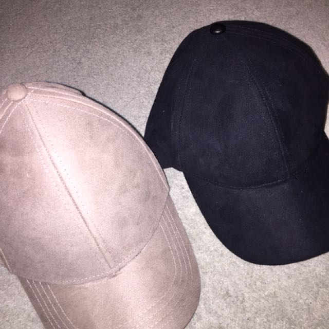 Sued Hats
