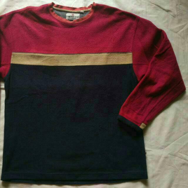 Sweater Long Tee