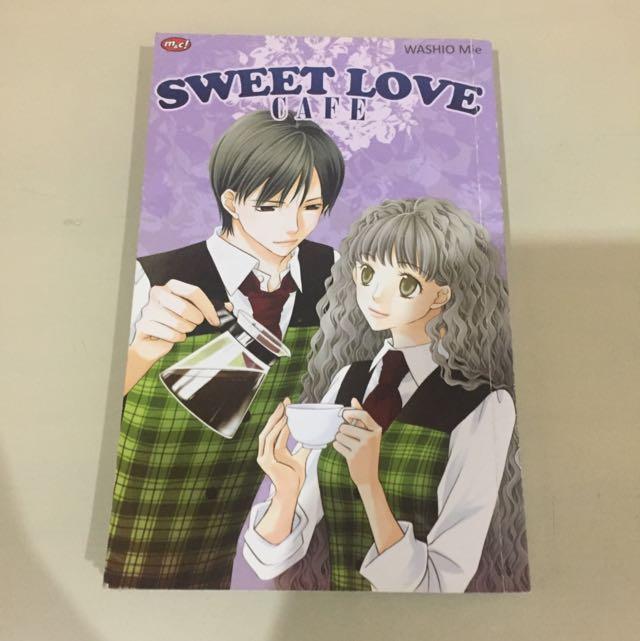 sweet love cafe - wahio mie