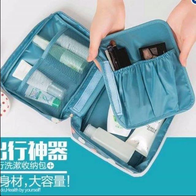 Toiletry Cosmetic Bag Storage