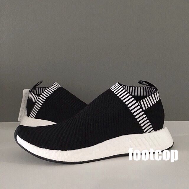 [UK9 SALE] Adidas NMD CS2 PK Black