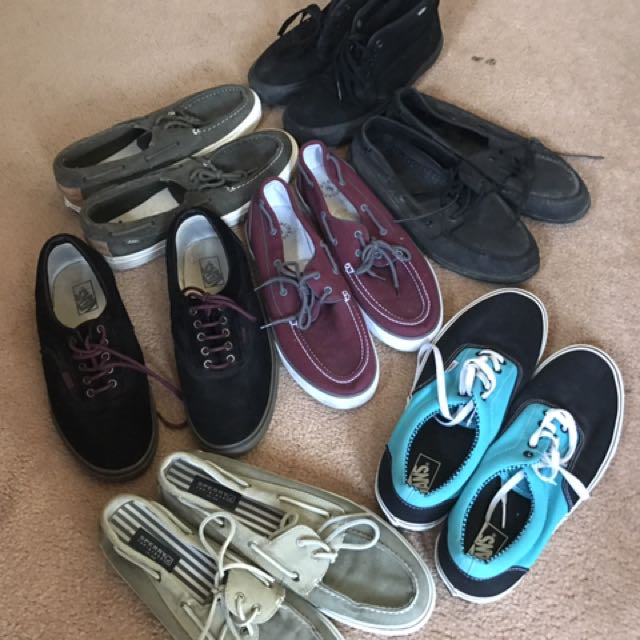 Vans polo Sperry